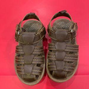Oshkosh Toddler Boys Brown Sandals